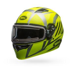 Bell Qualifier Blaze Snow Helmet - Electric Shield