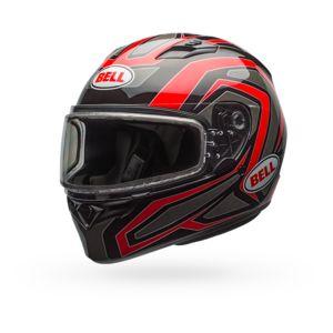 Bell Qualifier Reflective Snow Helmet - Dual Lens