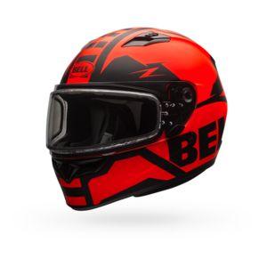 Bell Qualifier Momentum Snow Helmet - Dual Lens