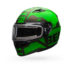 Bell Qualifier Momentum Snow Helmet - Electric Shield