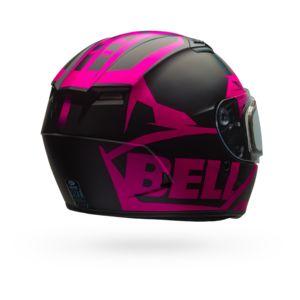 e4b8e0f6 Bell Qualifier Reflective Snow Helmet - Electric Shield - RevZilla