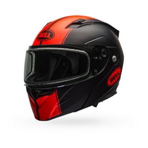 Bell Revolver EVO Rally Snow Helmet - Dual Lens