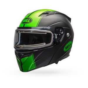 Bell Revolver EVO Rally Snow Helmet - Electric Shield
