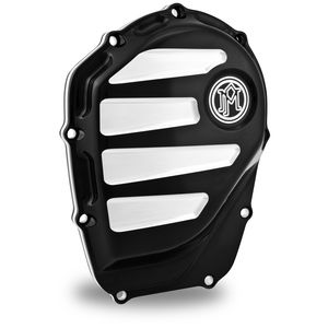 Performance Machine Scallop Cam Cover For Harley