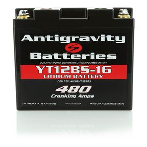 Antigravity YT12BS-L Lithium Ion Battery