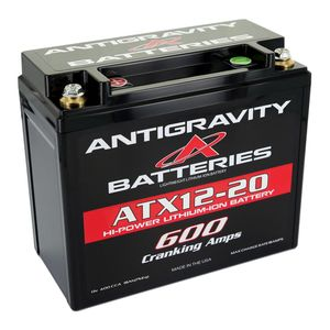 Antigravity YTX12 Lithium Ion Battery (20-Cell)