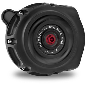 Performance Machine Vintage Air Cleaner For Harley Big Twin 1993-2017
