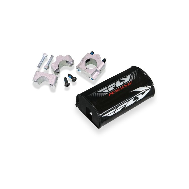 Fly Racing Dirt Universal Bar Clamp & Pad Kit