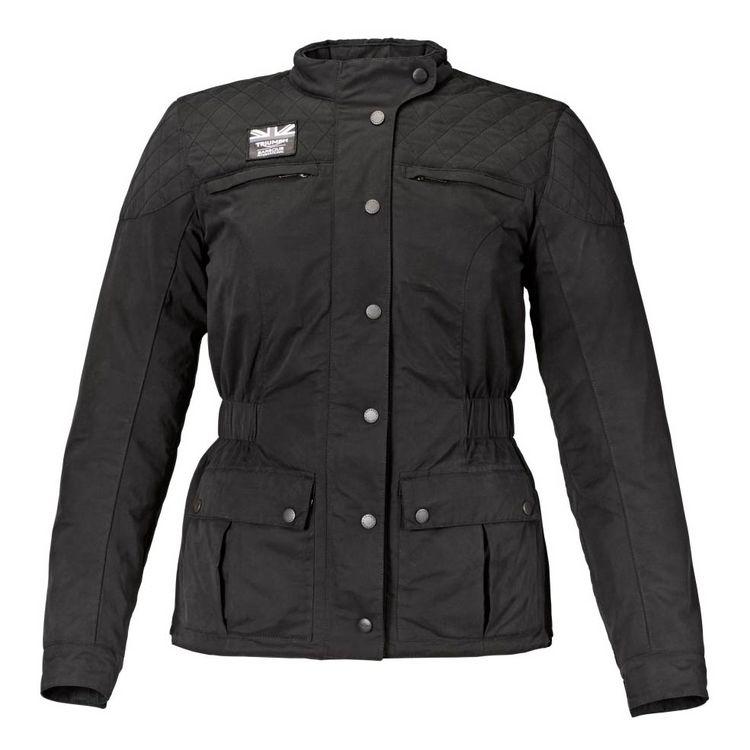 Triumph Barbour Jacket
