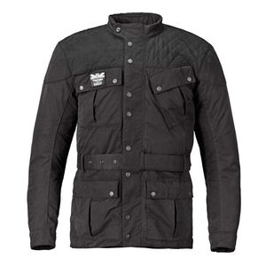 Triumph Quilted Barbour Jacket