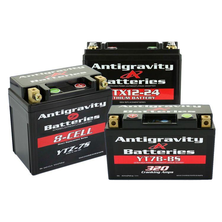 Antigravity Lithium Ion Battery