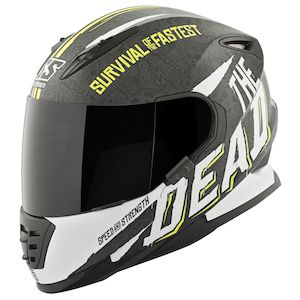 Speed and Strength SS1310 The Quick And The Dead Helmet - Closeout