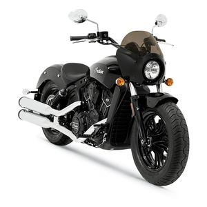 Memphis Shades Cafe Fairing For Indian Scout 2015-2018