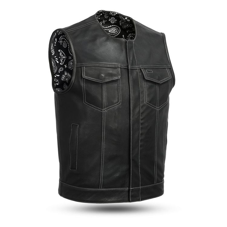 First Manufacturing Custom No Rival Vest