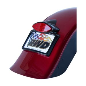 Russ Wernimont LED Taillight Turn Signal License Plate