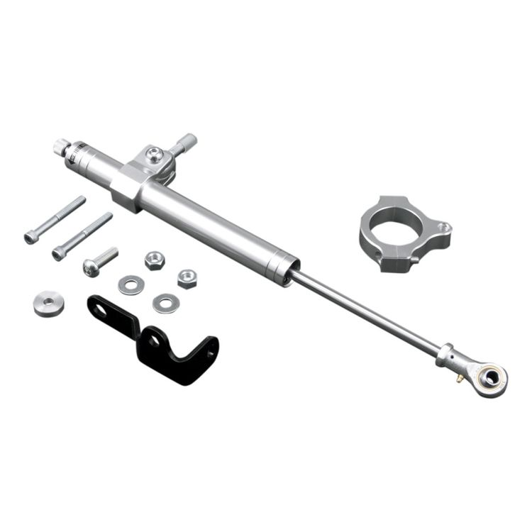 Drag Specialties Steering Damper Kit For Harley Softail 2000-2010