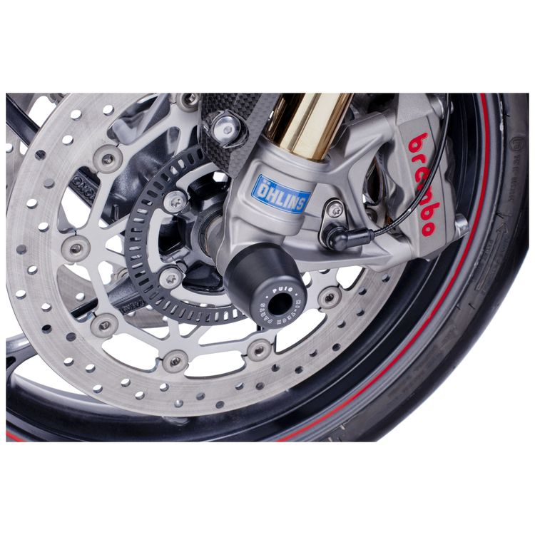 Puig Axle Sliders Front BMW G310R 2016-2019
