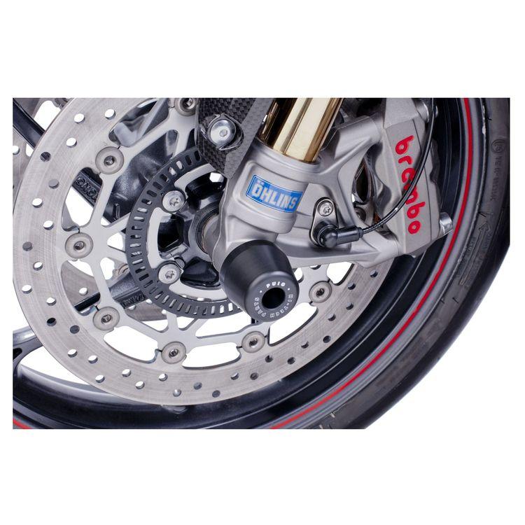 Puig Axle Sliders Front Ducati Monster 821 / Supersport 2015-2019