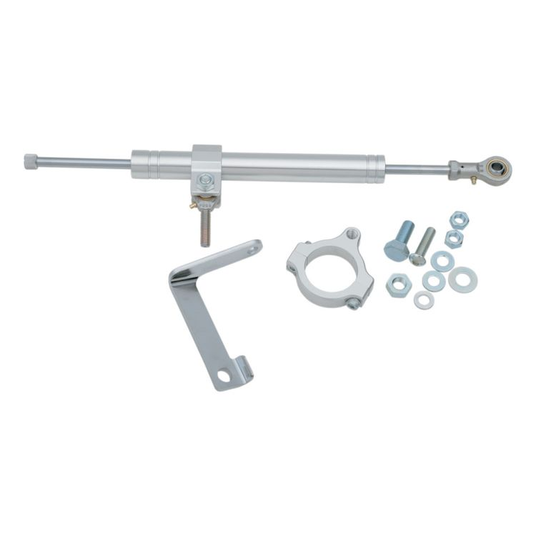 Drag Specialties Steering Damper Kit For Harley Dyna Wide Glide 1993-2005