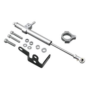 Drag Specialties Steering Damper Kit For Harley