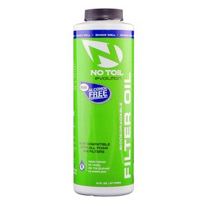 No Toil Evolution Air Filter Oil