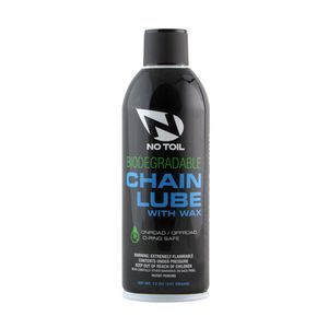 No Toil Biodegradable Chain Lube