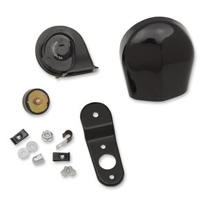 Drag Specialties Electric Horn Kit For Harley 1999-2018