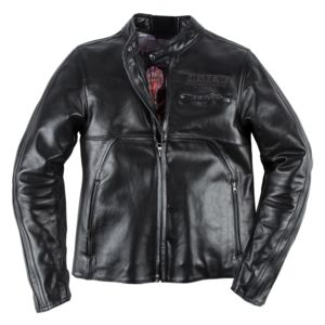 Dainese Toga72 Perforated Leather Jacket