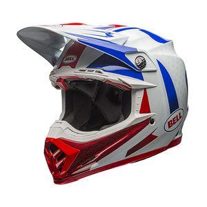 Bell Moto-9 Flex Vice Helmet (Size LG Only)