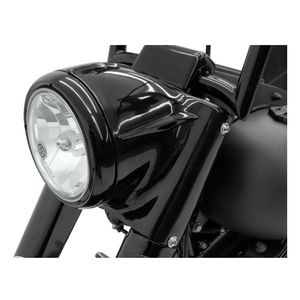 "Drag Specialties 7"" Headlight Nacelle Kit For Harley Softail 1986-2017"