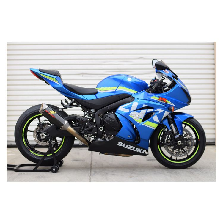 Graves Hexagonal Exhaust System GSXR1000 / R 2017-2018