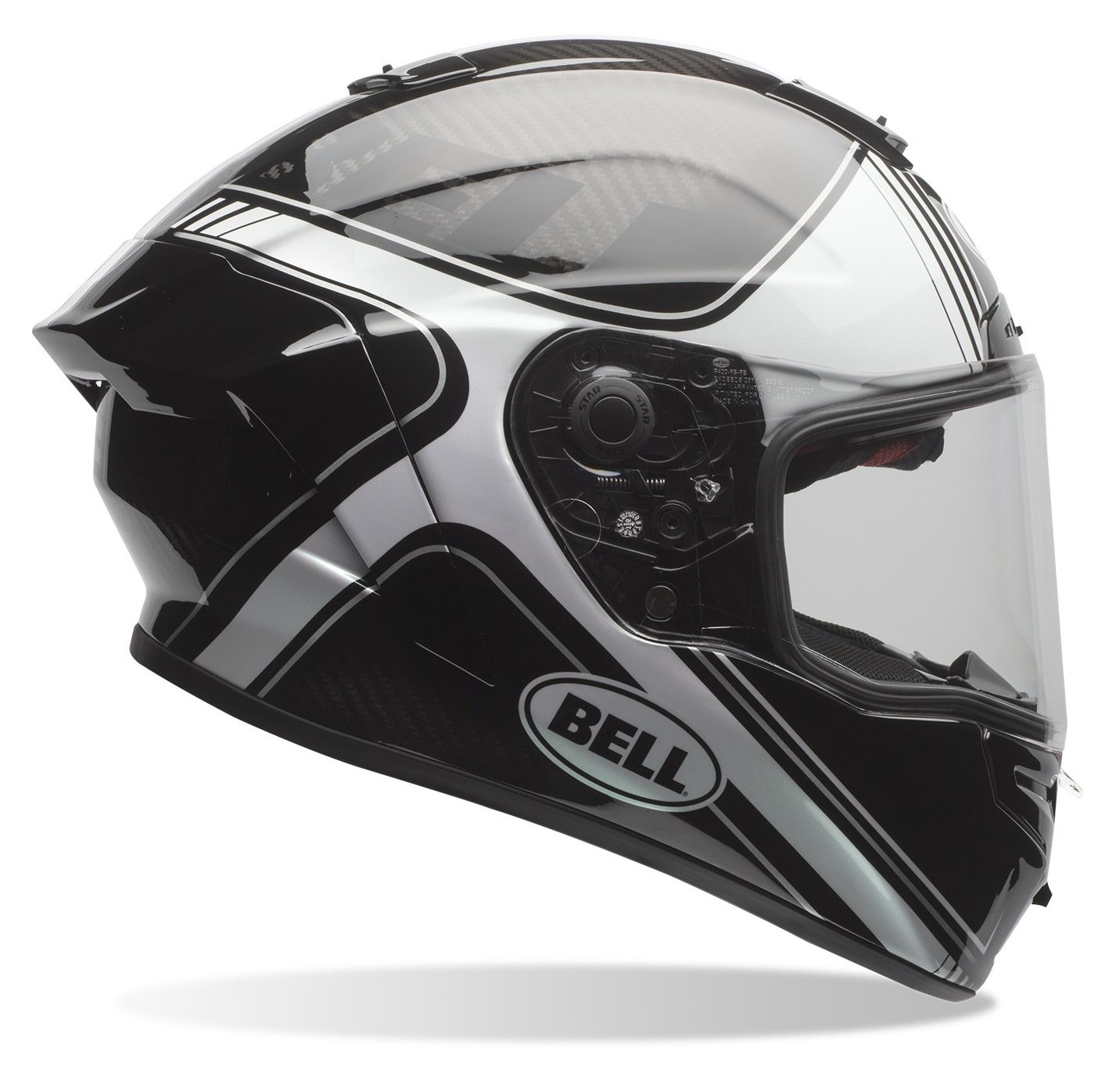 3e92916d Bell Race Star Tracer Helmet (Size XS only) | 40% ($299.96) Off! - RevZilla
