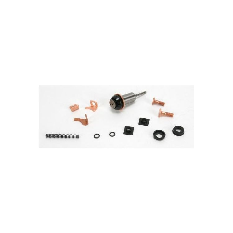 Terry Components Starter Solenoid Repair Kit For Harley Big Twin 1989-2006