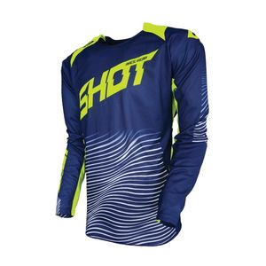 Shot Race Gear Aerolite Optica Jersey
