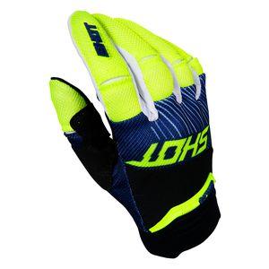 Shot Race Gear Aerolite Optica Gloves