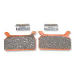 EBC Brakes Semi-Sintered Rear Brake Pads For Harley Touring 1986-1999