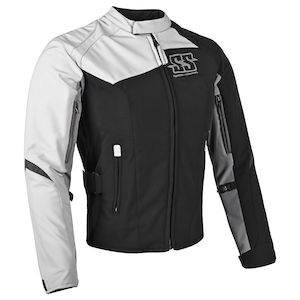 Speed and Strength Backlash Women's Jacket White / WMD [Demo - Good]