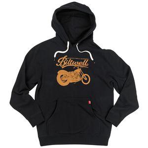 Biltwell Script Pullover Hoodie Sweatshirt