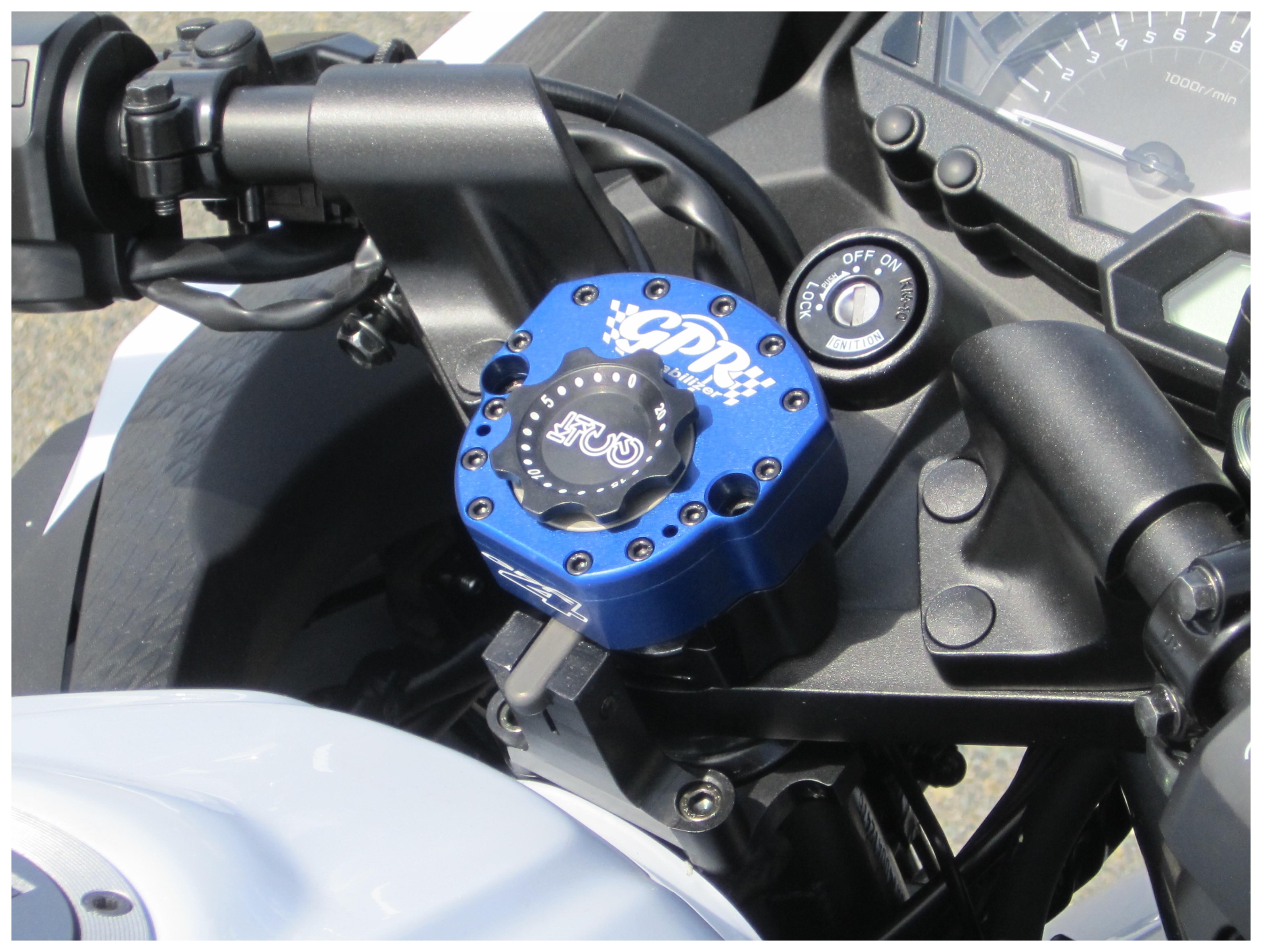 GPR V4 Stabilizer Kawasaki Ninja 300 2013-2018