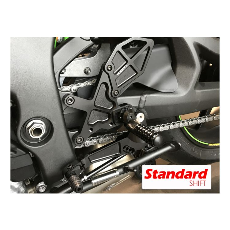 Vortex V3 2.0 Rearset Kawasaki ZX10R / RR