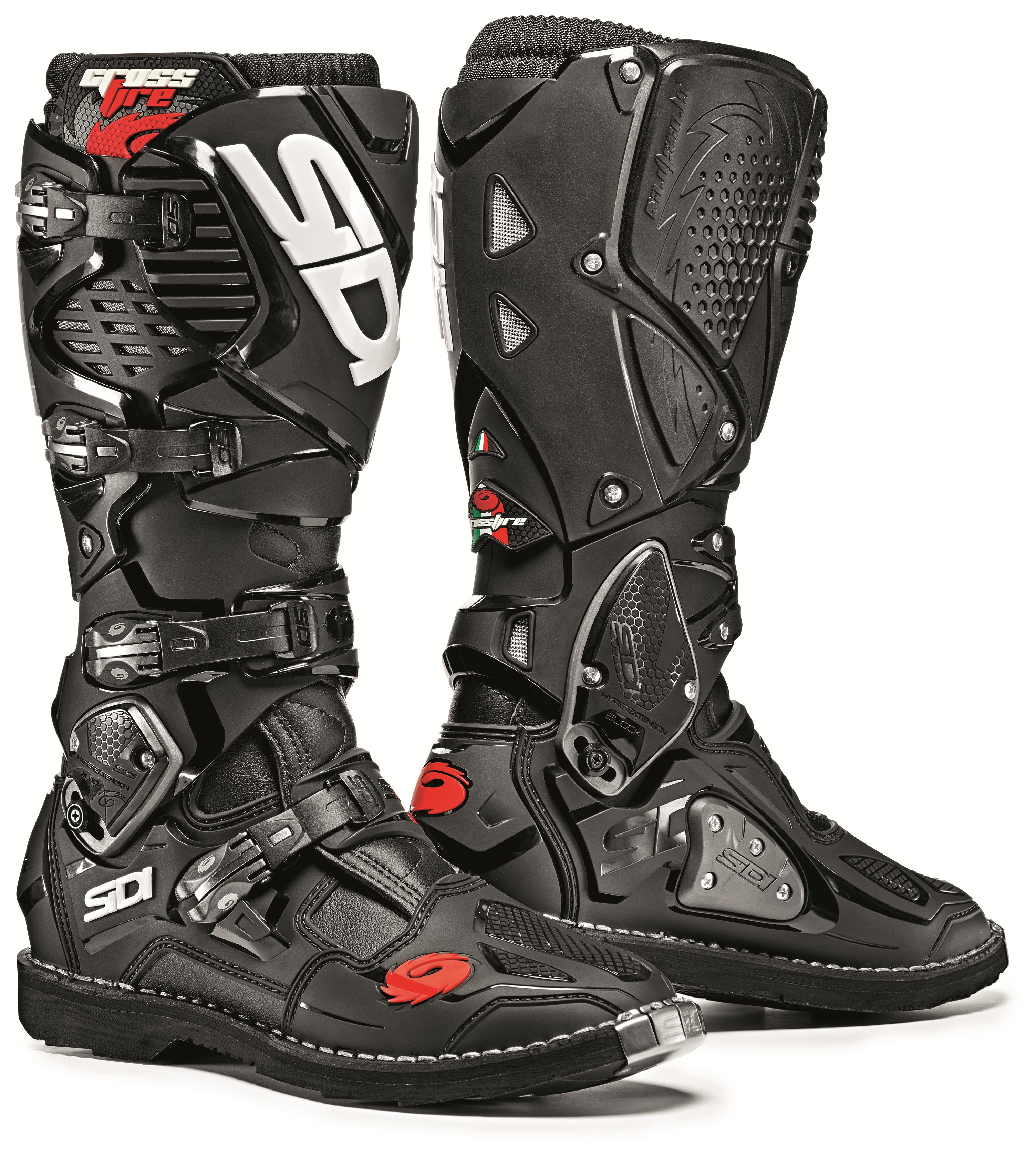 sidi crossfire 3 ta boots revzilla. Black Bedroom Furniture Sets. Home Design Ideas