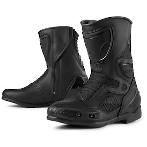 Icon Overlord Women's Boots Stealth Black / 10 [Open Box]