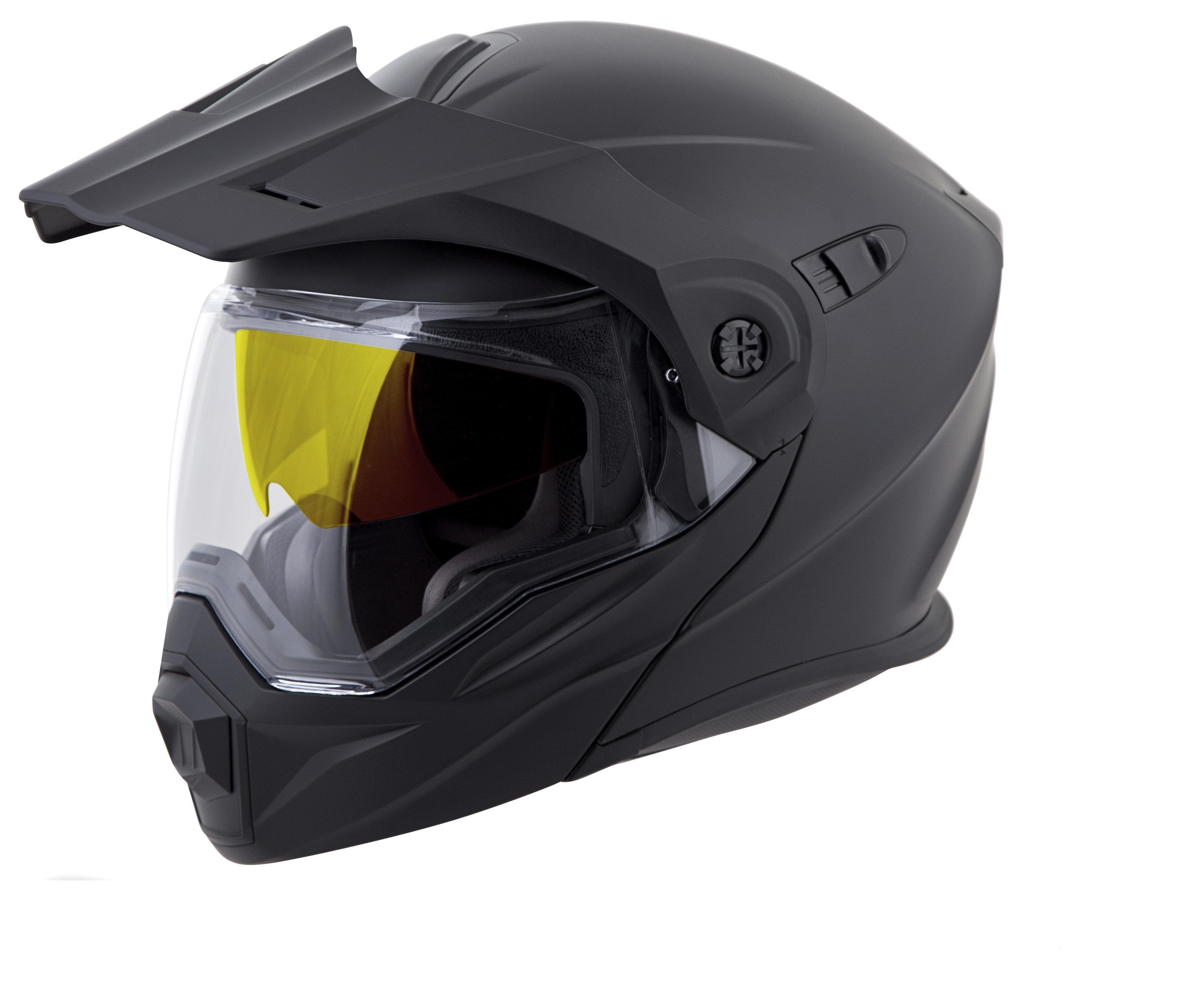 Scorpion Exo At950 Helmet Electric Shield Revzilla