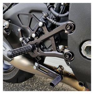 Woodcraft Rearset Kit Yamaha FZ-10 / MT-10 2017-2018