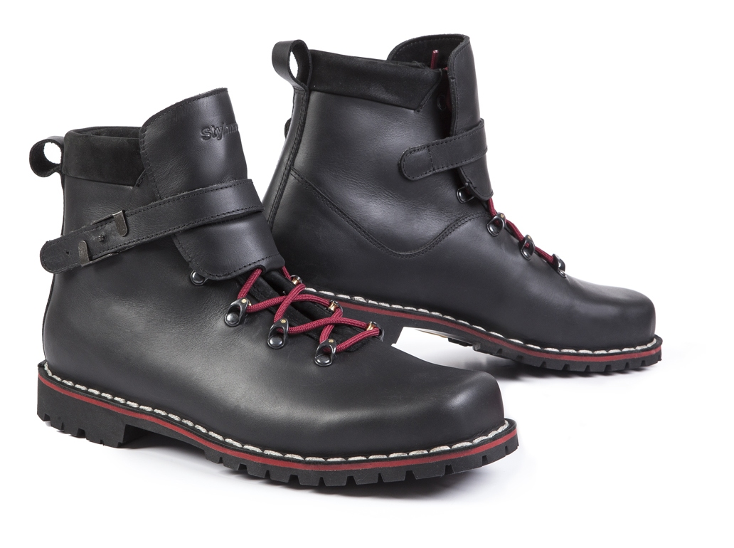 7c1b9a3487 Stylmartin Red Rebel Boots - RevZilla