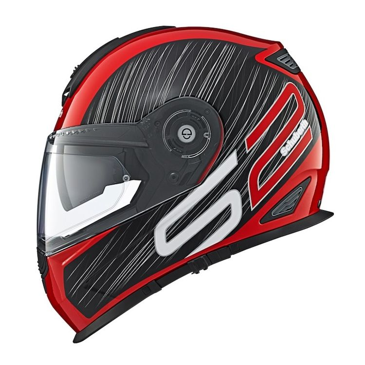 schuberth s2 sport drag helmet 20 off revzilla. Black Bedroom Furniture Sets. Home Design Ideas