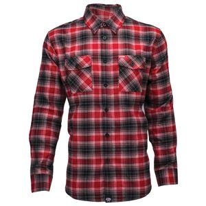 Bell Dixxon X Flannel Shirt