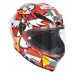AGV Corsa Iannone Seagull LE Helmet