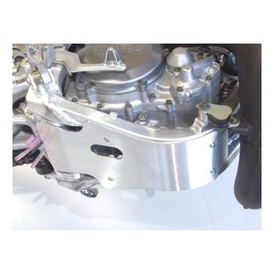 Works Connection MX Skid Plate Yamaha YZ250 2005-2020 Aluminum [Previously Installed]