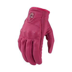 Icon Pursuit Women's Gloves [ Sz S Only ] (SM)
